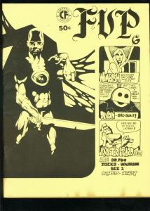 EVEEPEE #6 1973-KRAZY KAT-PUSHER MAN-GEORGE HERRIMAN-FANZINE/UNDERGROUND FN/VF
