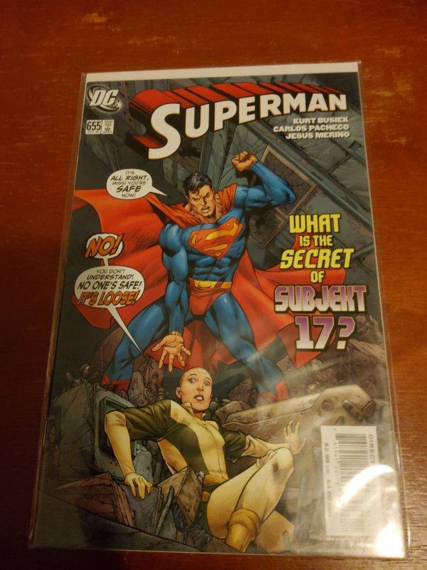 Superman #655 (2006)