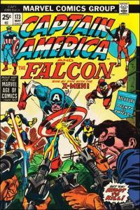 Marvel CAPTAIN AMERICA (1968 Series) #173 FN-
