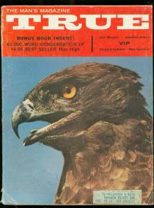 TRUE MAGAZINE JULY 1960-CRIME-RACE BOATS-NELLIE FOX-HOT VG-