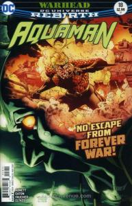Aquaman (8th Series) #18 VF/NM; DC   save on shipping - details inside