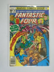 Fantastic Four #186 6.0 FN (1977 1st Series)