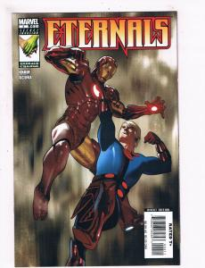 The Eternals # 4 VF Marvel Comic Books Avengers Cosmic Heroes Awesome Issue! SW5