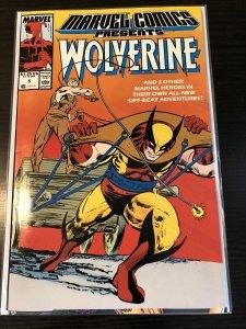 Marvel Comics Presents #5 Wolverine VF