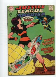 Justice League of America 60 FN/VF
