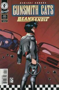Gunsmith Cats: Bean Bandit #4 VF/NM; Dark Horse   save on shipping - details ins