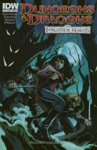 Dungeons & Dragons: Forgotten Realms #3B VF/NM; IDW | save on shipping - details