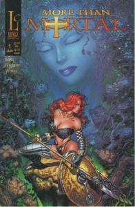 More Than Mortal #1A VF/NM; Liar | save on shipping - details inside