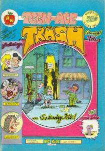 Teen-Age Trash #1, VF+ (Stock photo)