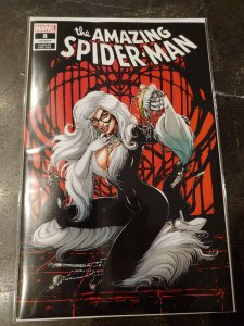 AMAZING SPIDER-MAN #8 COMICXPOSURE JOYCE CHIN EXCLUSIVE