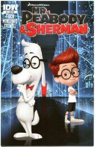 MR PEABODY & SHERMAN #4, NM, Dreamworks, Disney, Cartoon, 2013,  more in sto