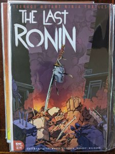 TMNT THE LAST RONIN #3. Brand New! Ships today!