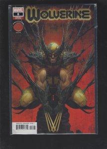 Wolverine #8 Variant