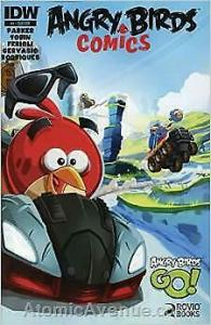 Angry Birds Comics #1B VF/NM; IDW | save on shipping - details inside