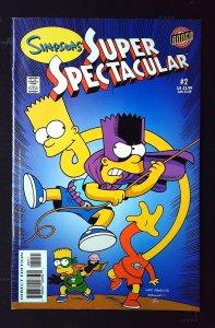 Simpsons Super Spectacular #2 (2006)