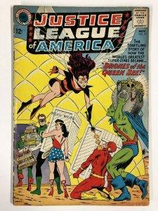 JUSTICE LEAGUE OF AMERICA (1960-1987 DC) 23 GOOD COMICS BOOK