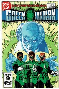 Green Lantern #184 (1st Series)   9.0 VF-NM