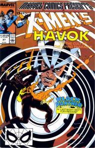 Marvel Comics Presents (1988 series) #27, VF (Stock photo)