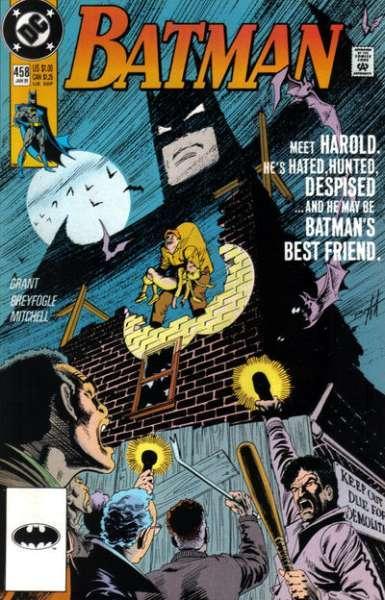 Batman (1940 series) #458, NM- (Stock photo)