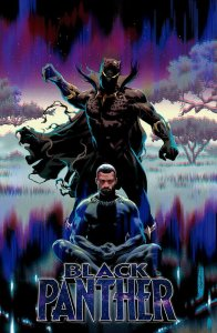 BLACK PANTHER (2018 MARVEL) #16 PRESALE-09/25