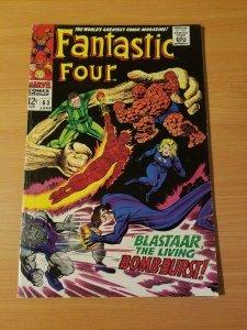 Fantastic Four #63 ~ FINE - VERY FINE VF ~ (1967, Marvel Comics)