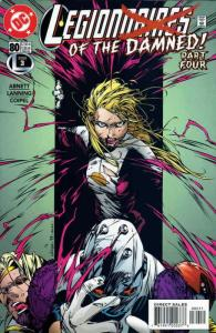 Legionnaires #80 VF/NM; DC | save on shipping - details inside