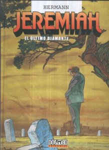 Dolmen editorial: Jeremiah numero 24: El ultimo diamante