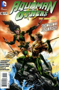 Aquaman and the Others #10 VF/NM; DC | save on shipping - details inside