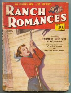 Ranch Romances Pulp 2nd September 1952- HIGH NOON