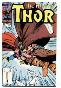 Thor #355 comic book-1985-Tiwaz appears-Comic Book  Marvel