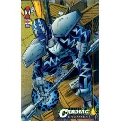 1994 Fleer Amazing spider-man CARDIAC #33