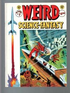 Weird Science-Fantasy-#7-1986-Rush Cochran-Reprint
