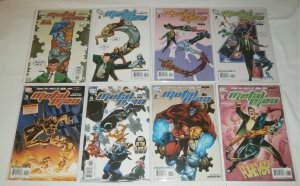 Metal Men (vol. 3, 2007) #1-8 (complete set) Rouleau, Superman/Batman spin-off