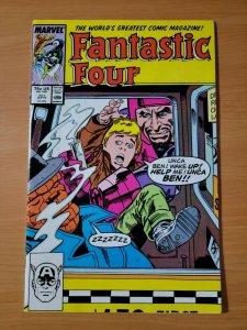 Fantastic Four #301 Direct Market Edition ~ NEAR MINT NM ~ 1987 MARVEL COMICS