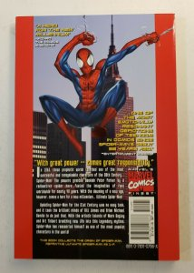 ULTIMATE SPIDER-MAN VOL.1 POWER AND RESPONSIBILITY TPB  3RD PRINT VF+