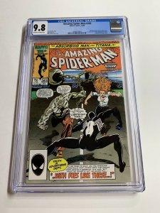 Amazing Spider-man 283 Cgc 9.8 Marvel Copper Age
