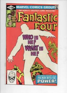 FANTASTIC FOUR #234, VF+, Power, Bynre, 1961 1981, Marvel, more FF in store