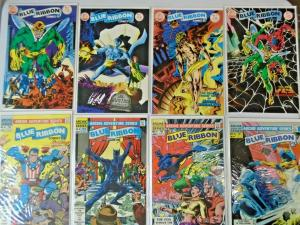 Long Indy Runs Comic  Lot 51 different books grade unspecified (years vary)