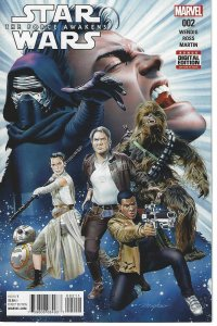 Star Wars The force awakens #2