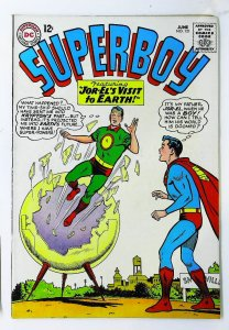 Superboy (1949 series) #121, Fine+ (Actual scan)
