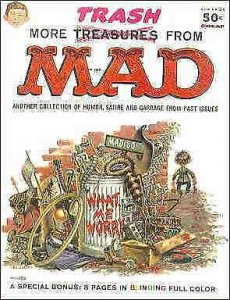More Trash From Mad #1 VG; E.C   low grade comic - save on shipping - details in