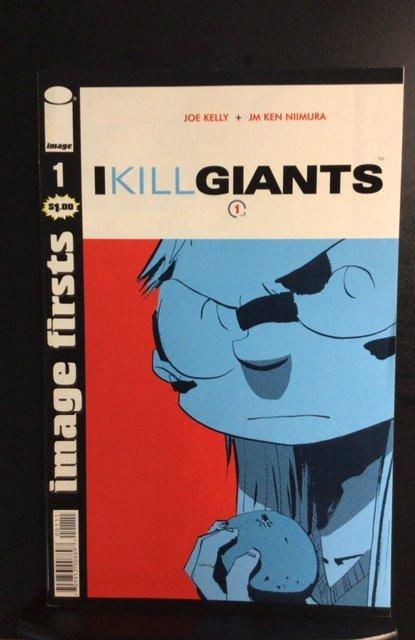 Image Firsts: I Kill Giants #1 (2010)