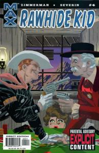 Rawhide Kid (3rd Series) #4 VF/NM; Marvel | save on shipping - details inside