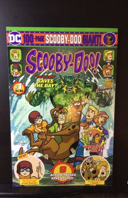 Scooby-Doo! 50th Anniversary Giant #1 (2019)