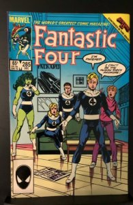 Fantastic Four #285 (1985)