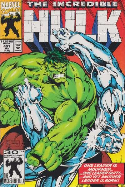 Incredible Hulk (1968 series) #401, NM- (Stock photo)