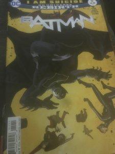 DC  Rebirth Batman #12 Mint