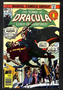 Tomb of Dracula #51 (1976)