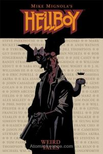 Hellboy: Weird Tales Deluxe HC #1 VF/NM; Dark Horse | save on shipping - details