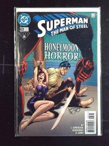 Superman: The Man of Steel #63 (1996)